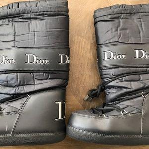Dior Moon Snow Boots